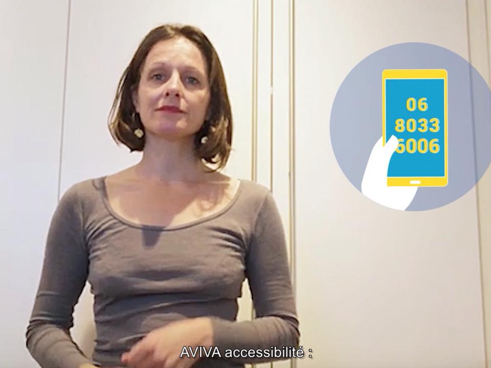 Aviva Accessibilité